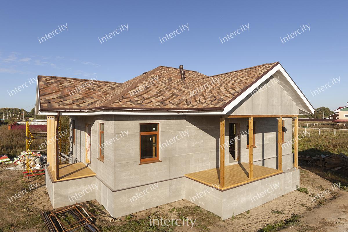 Отличие каркасного дома от дома из бруса