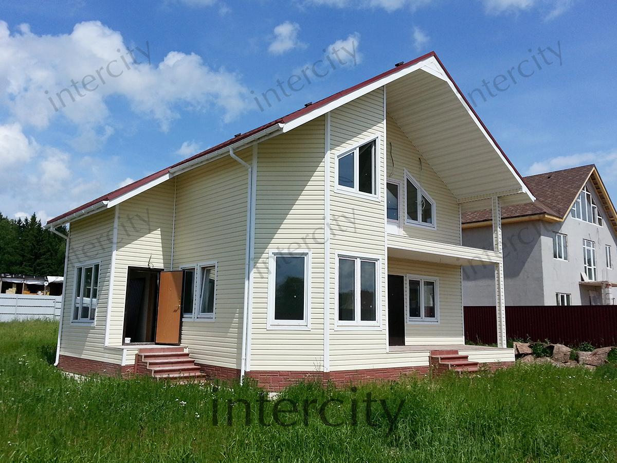 экологичны дома из сип панелей