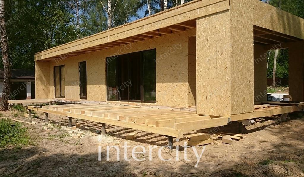 Строить дом из СИП-панелей